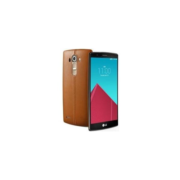 """Móvil LG G4 H818P ,Pantalla De 5,5"""",3GB de RAM, con cámara de 16 Mpx, Color Marrón"""