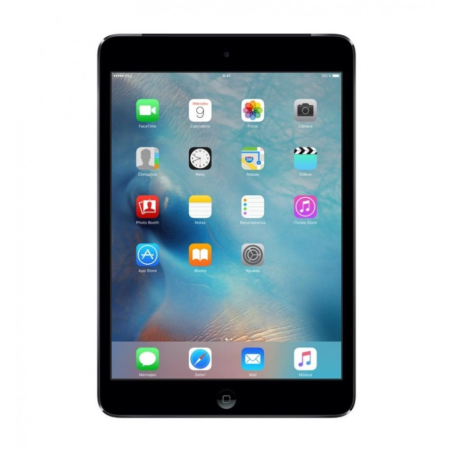 "Ipad Mini 2 ME800TY/A, WiFi + Cellular, Pantalla De 7.9''"",de 16GB,con Cámara De 5 Mpx, Color Gris Espacial"