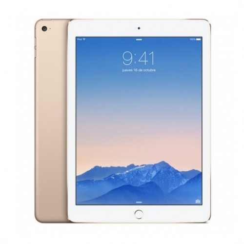 iPad Air 2 64GB MH172TY 9.7'' con cámara de 8 Mpx, color Oro