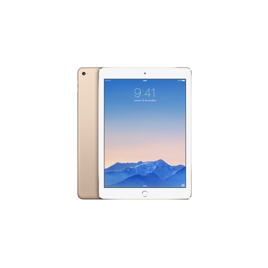 Ipad Air 2 MH172TY Pantalla De 9,7'',de 64 GB,con cámara de 8 Mpx, Color Oro