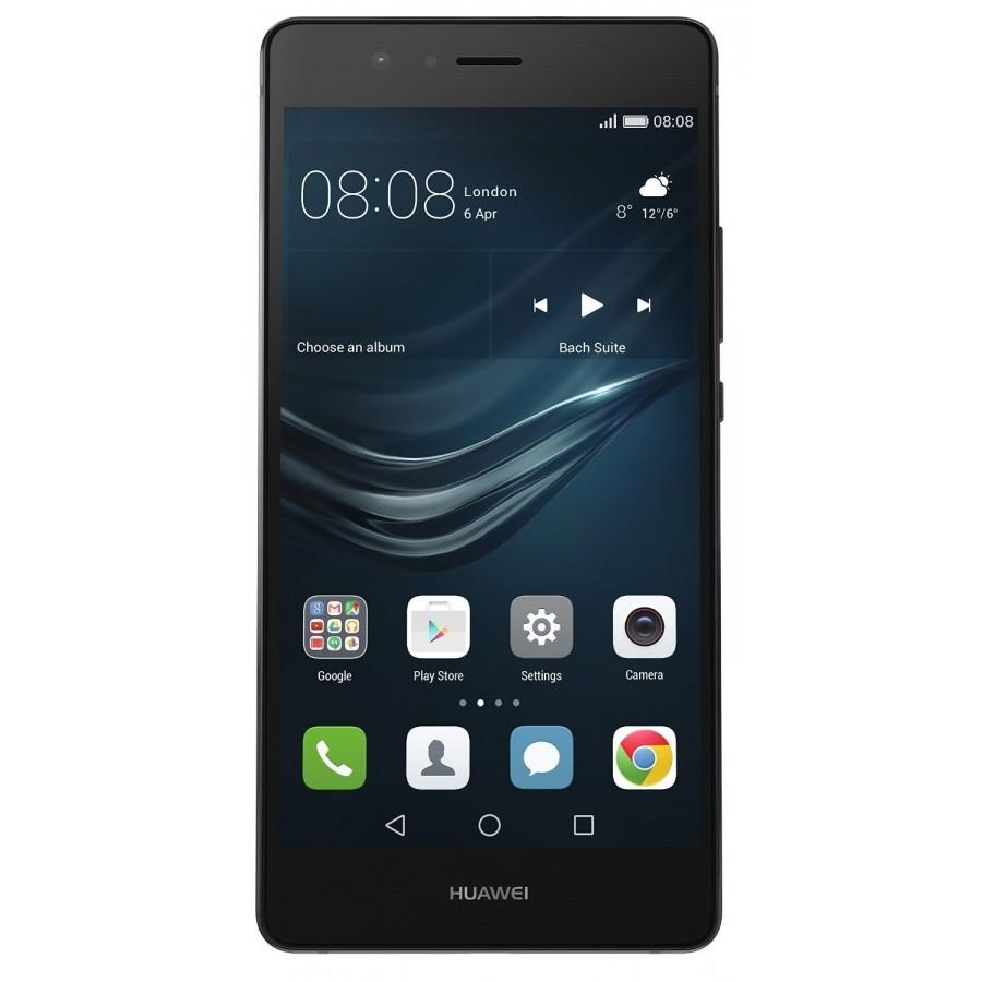 """Móvil Huawei P9 Lite 5.2"""", Almacenamiento de 16GB, 2GB de RAM, Dual Sim, LTE, cámara 13Mpx y color Negro"""