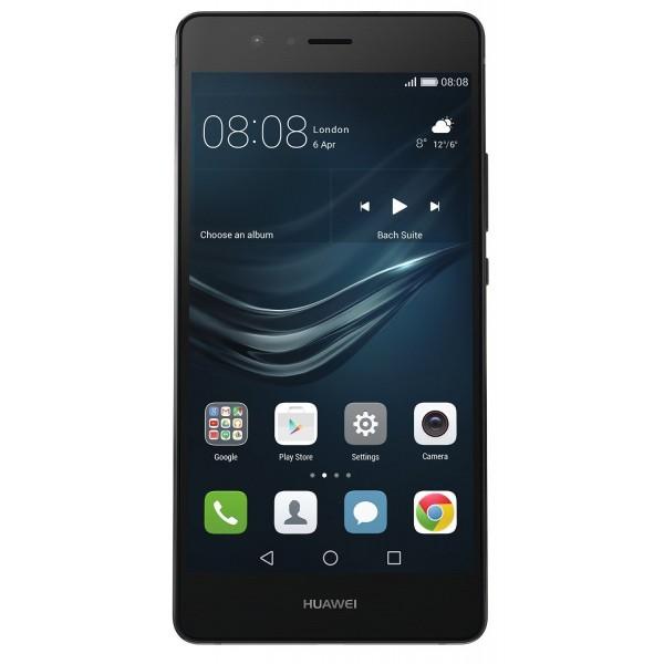 """Móvil Huawei P9 Lite 5.2"""", Almacenamiento de 16GB, 2GB de RAM, Dual Sim, 4G - LTE, cámara 13Mpx y color Negro"""