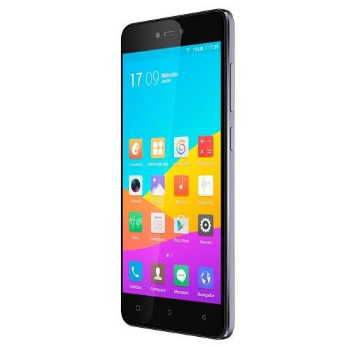 """Móvil Weimei Force 5"""", Smartphone 4G, 3GB de RAM, Almacenamiento 16GB, Cámara 13MPx, Dual Sim y color Gris"""