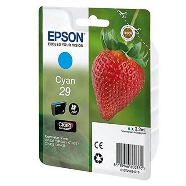 Cartucho de tinta Epson 29, cian