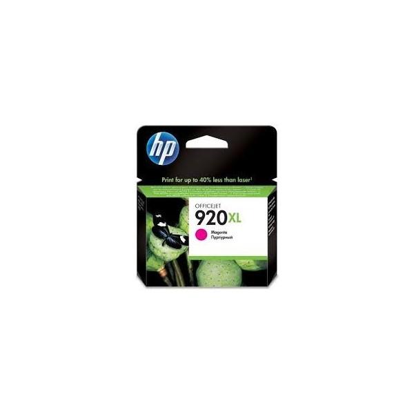 Cartucho de tinta HP 920 XL,Magenta