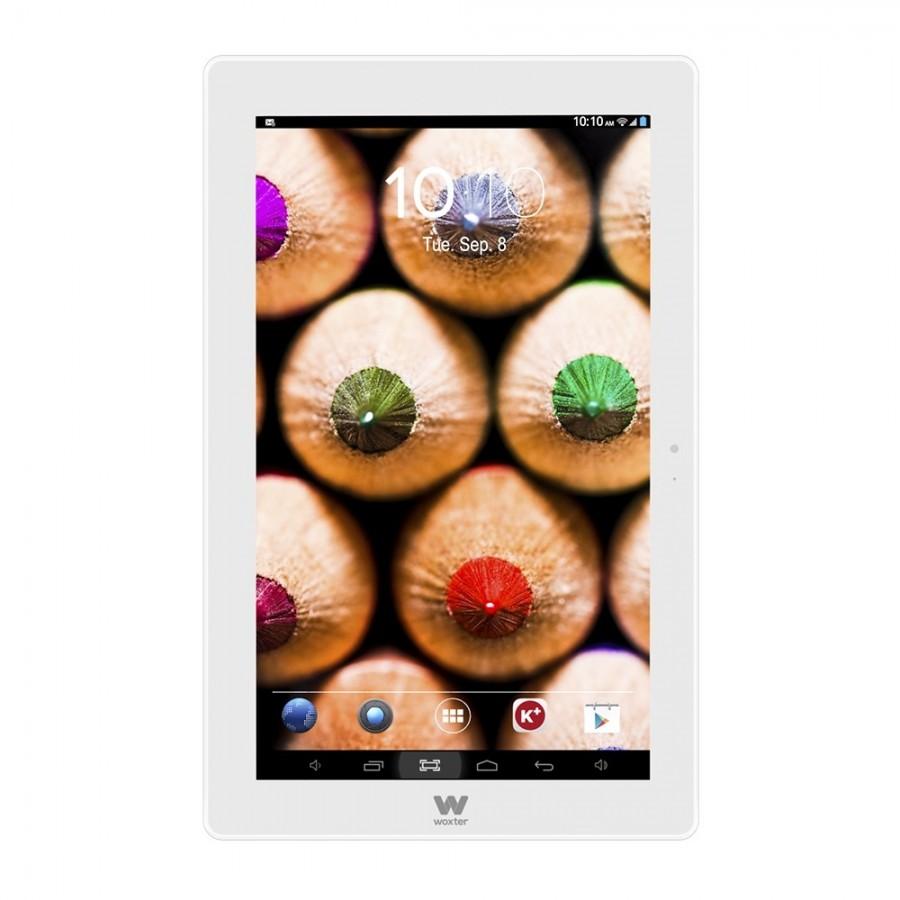 """Tablet Woxter Nimbus 1000. 10.1"""", Octa-Core, de 1GB de RAM, de16GB Almacenamiento y color Blanco"""