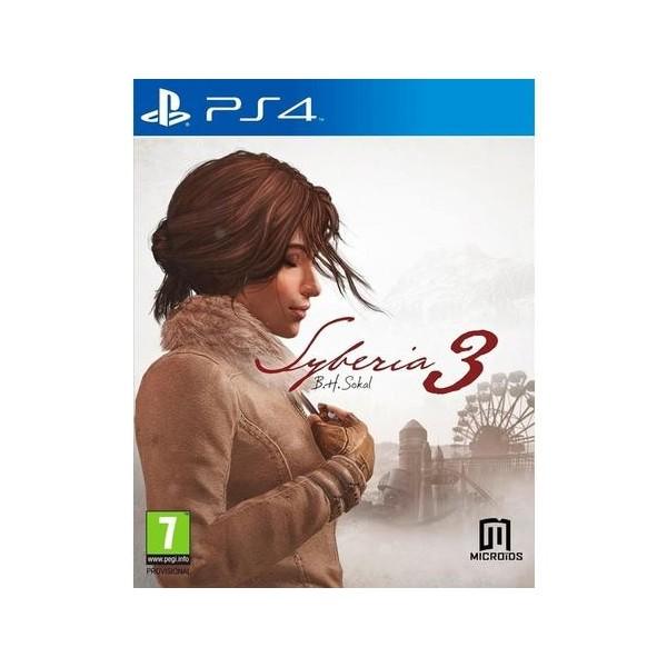 Juego PS4 Siberia 3