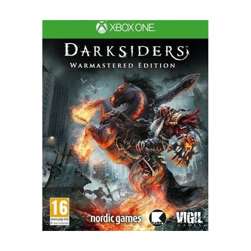 Juego Xbox One Darksiders Warmastered Edition