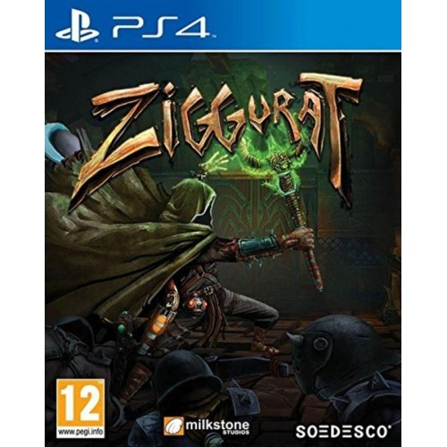 Juego PS4 Ziggurat