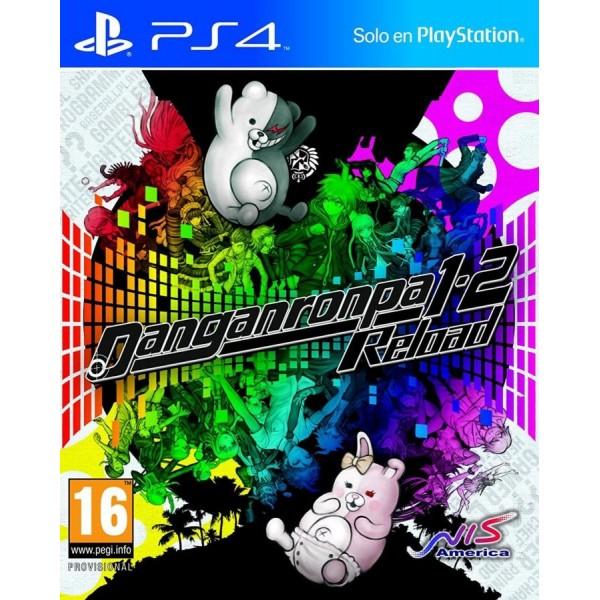 Juego PS4 Danganrinpa 1-2 Reload