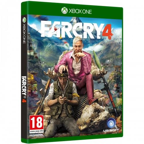 Juego Xbox One Far Cry 4