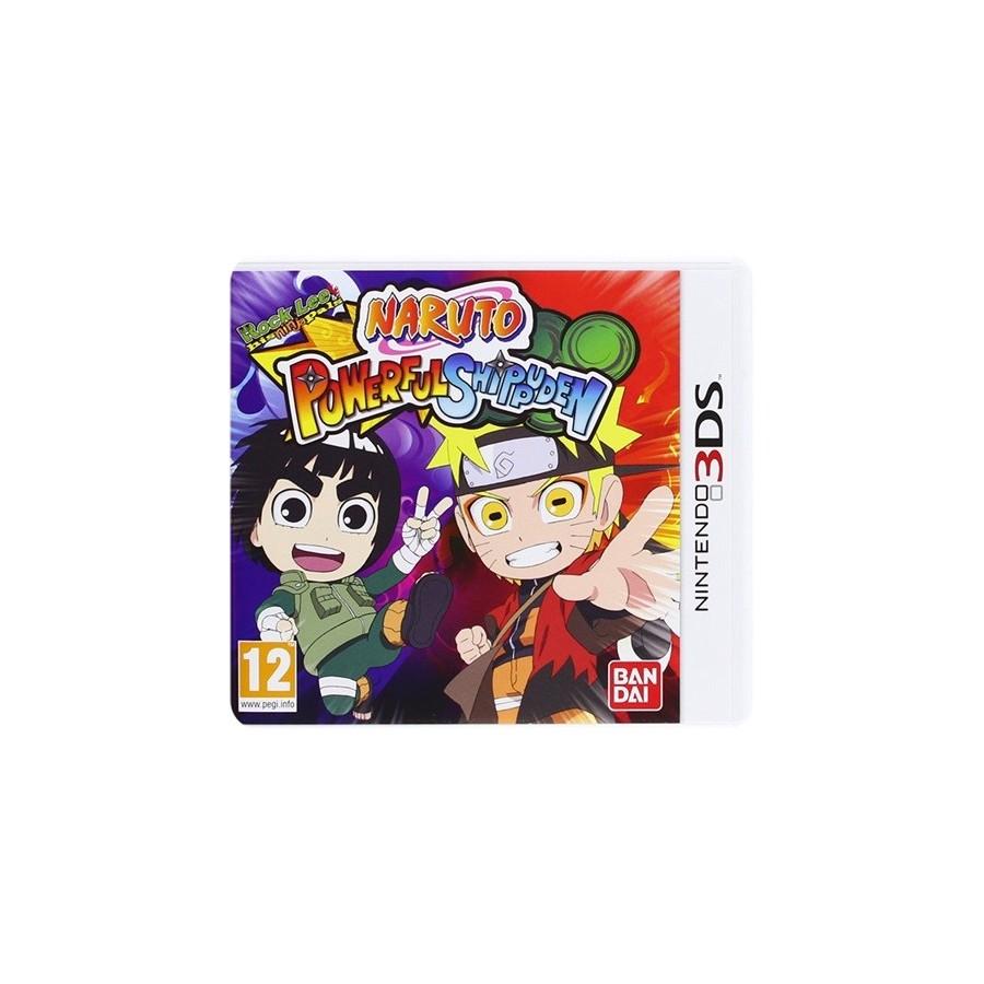 JUEGO 3DS NARUTO POWERFULSHIPPUDEN