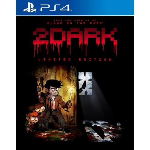 Juego Ps4 2dark Limited Edition