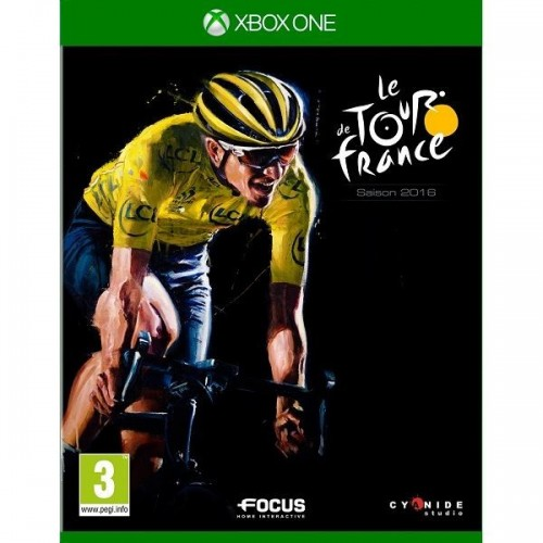 Juego Xbox One Tour De France 2016