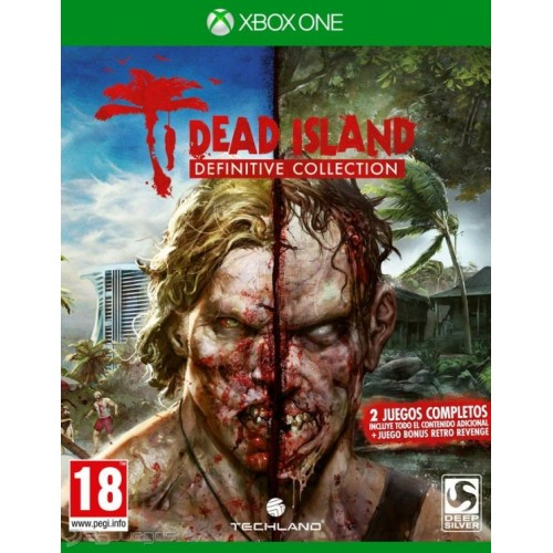 Juego Xbox One Dead Island Definitive