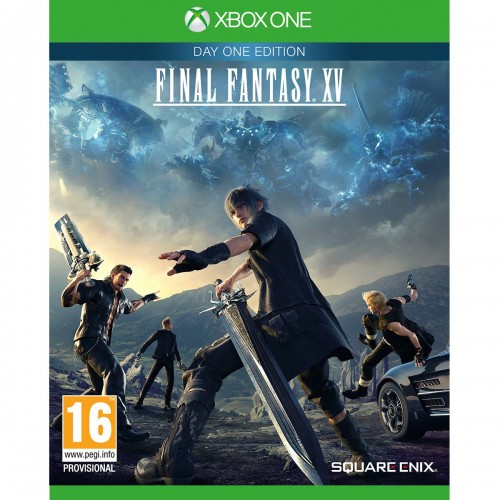 Juego Xbox One Final Fantay Xv Day One Edition