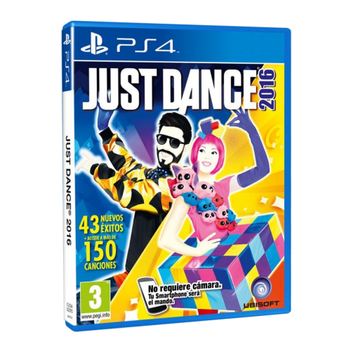 Juego Just Dance 2016 PS4