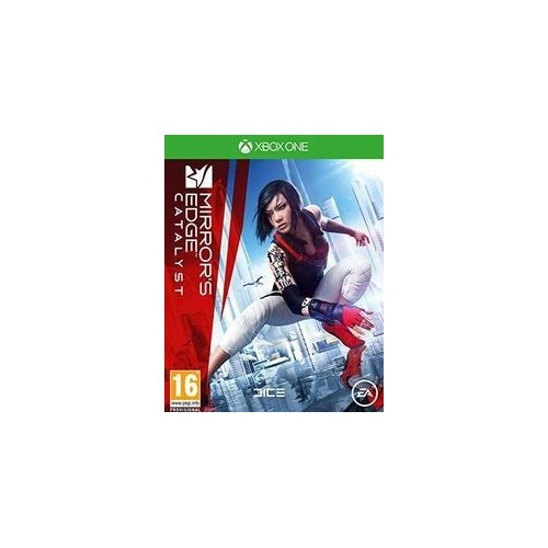 Juego Xbox One Mirrors Edge Catalyst