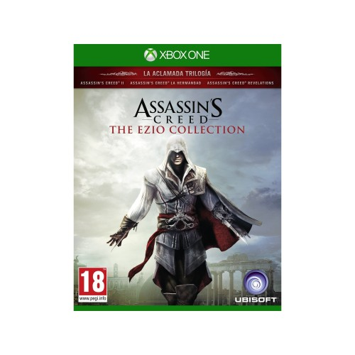 Juego Xbox One Assassin's Creed The Ezio Collection