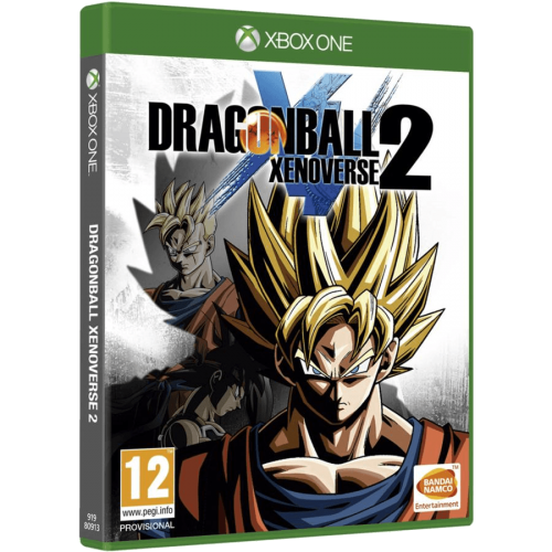 Juego Xbox One Dragon Ball  Xenoverse 2