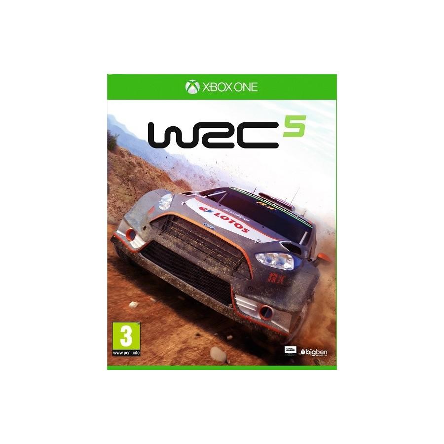 JUEGO WRC 5 XBOX ONE