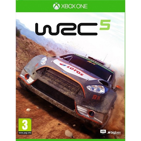 Juego Xbox One WRC 5