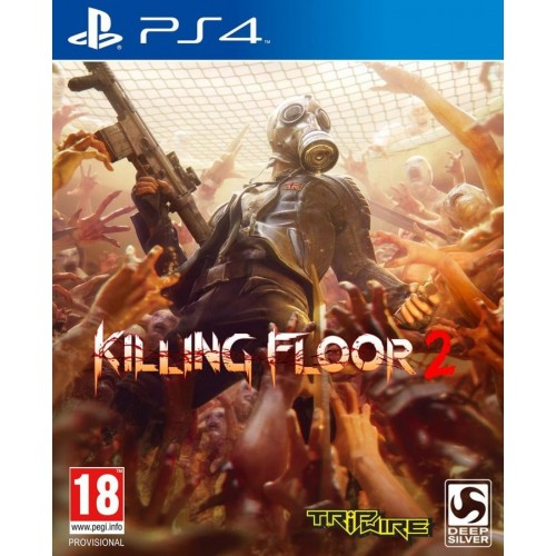 Juego PS4 Killing  Floor 2