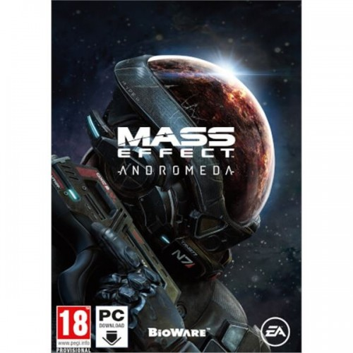Juego Pc Mass Effect Andromeda
