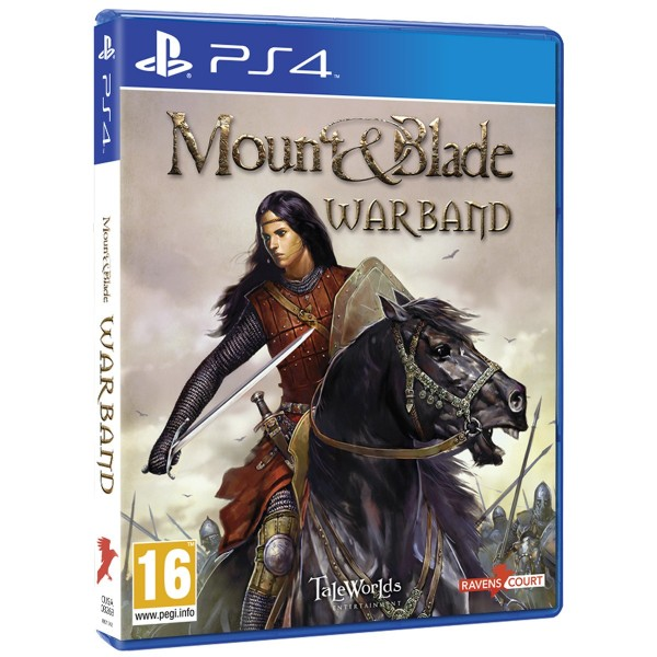 Juego PS4 Mount & Blade Warband