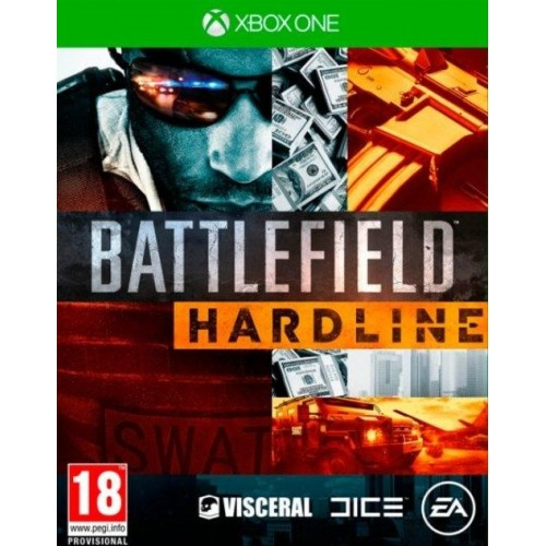 Juego Xbox One Battlefield Hardline