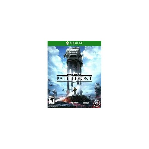 Juego Xbox One Star Wars Battlefront