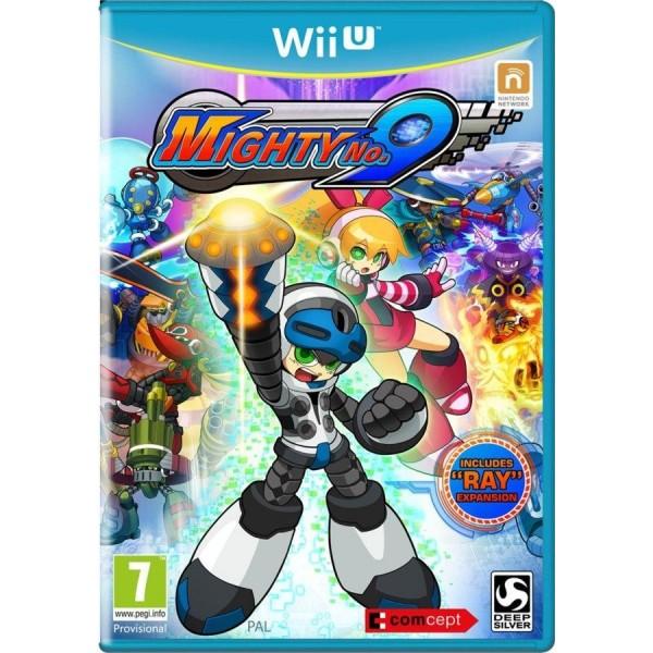 Juergo Wii U Mighty N 9