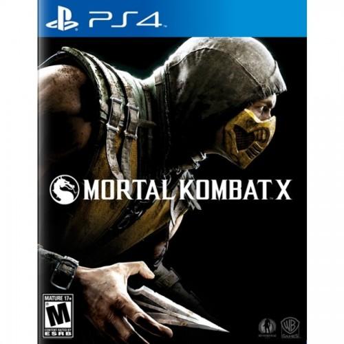 Juego Ps4 Mortal Kombat X