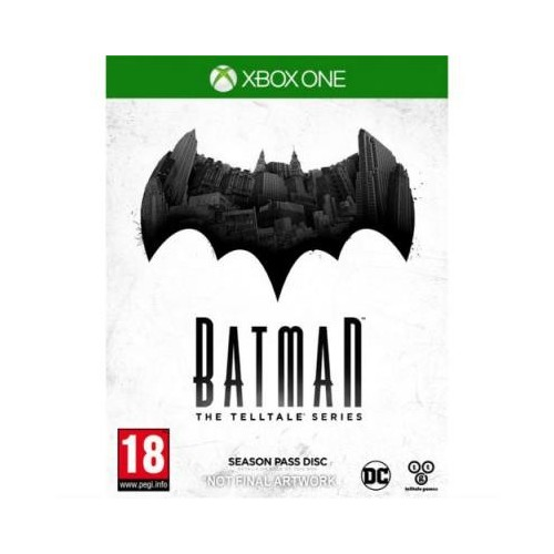 Juego Xbox One Batman The Telltale Series