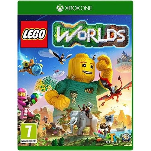 Juego Xbox One Lego Worlds