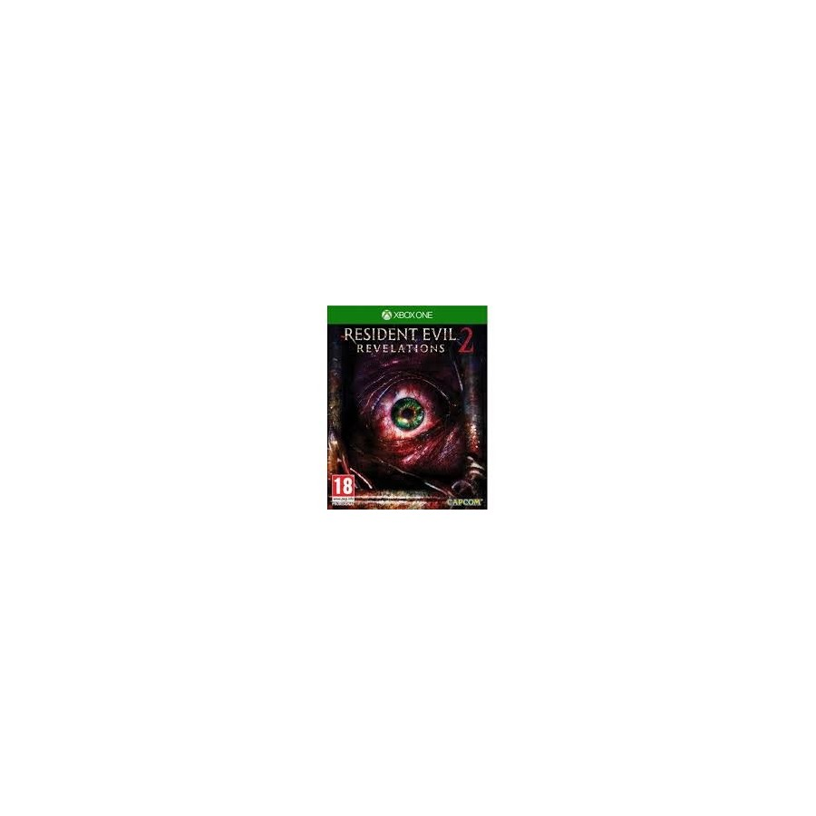 JUEGO RESIDENT EVIL REVELATIONS 2 XBOX ONE