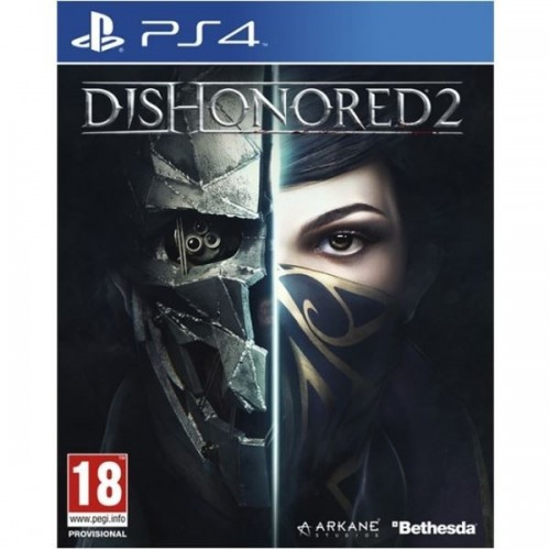 Juego Ps4 Dishonored 2