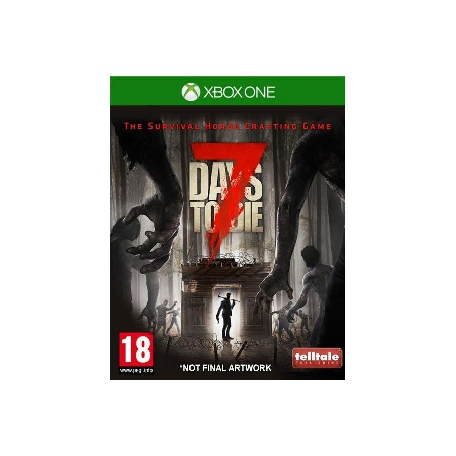JUEGO XBOX ONE 7 DAYS TO DIE