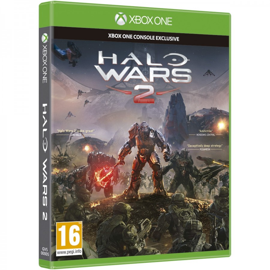 Juego Xbox One Halo Wars 2
