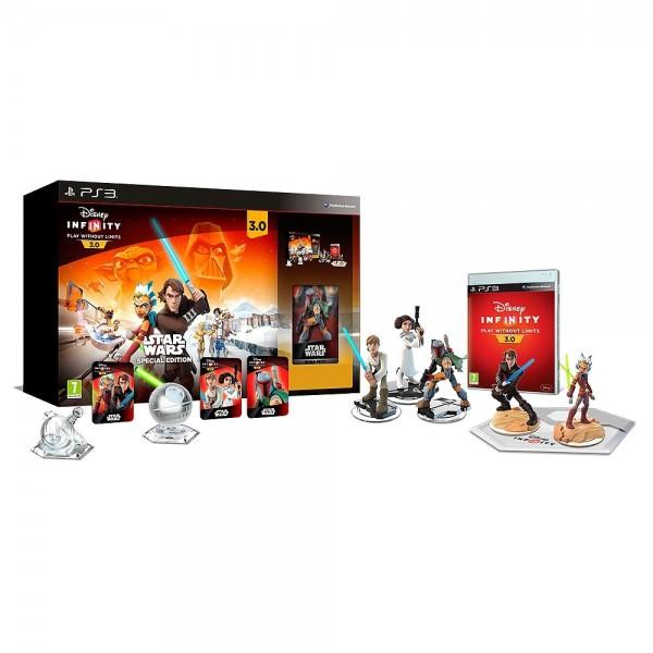 Juego PS3 Disney Infinity Star Wars Edición Especial