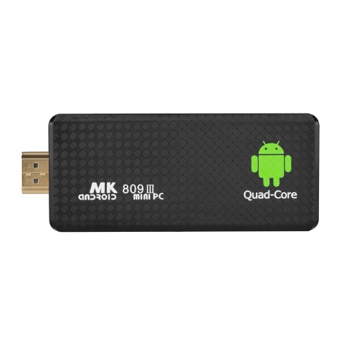 Android TV MINI PC MK 809III 4GB y 2GB RAM