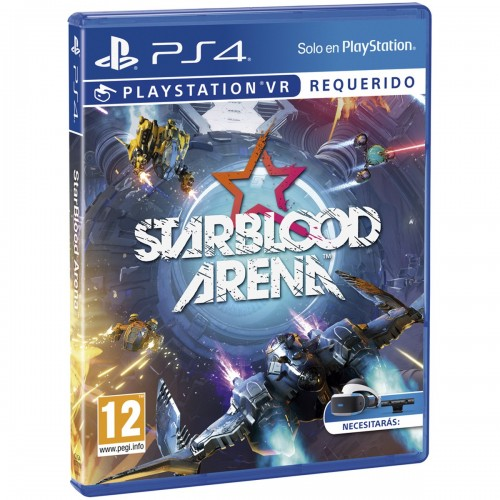 Juego PS4 StarBlood Arena VR