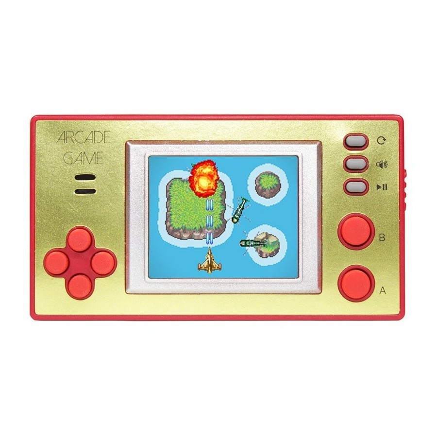 Consola Mini Mobile Game Console 153 Juegos 8 Bit