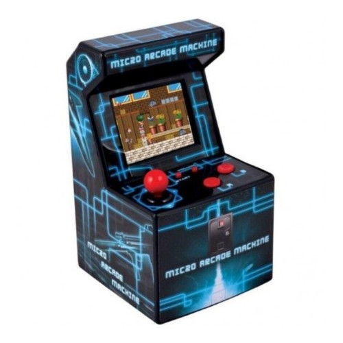 Consola Mini Recreativa Arcade Ital 240 Juegos