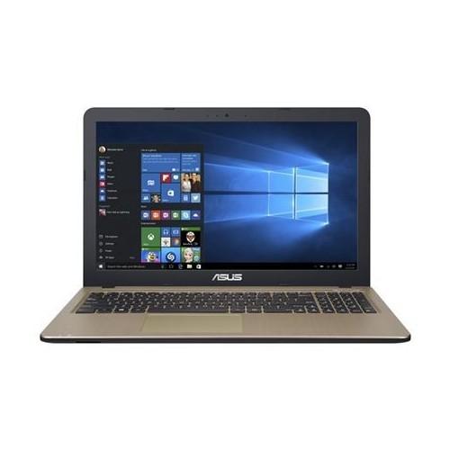 """Portátil Asus X540LA-XX002T, Intel i3-4005U, 15.6"""", 4GB de RAM, 500GB de Almacenamiento, W10 y color negro/dorado"""
