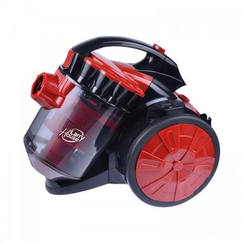 Aspiradora LarryHouse LH1342 Multiciclónica,  sin bolsa y 1000w