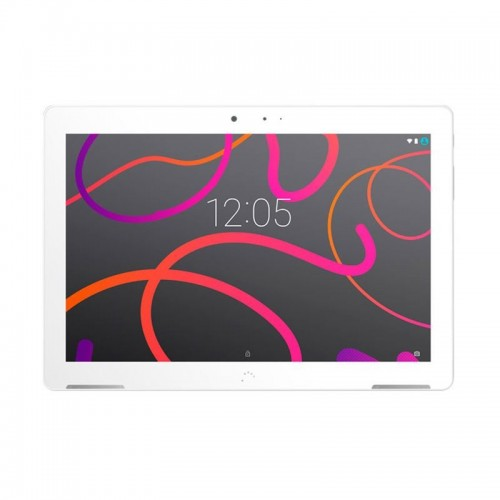 "Tablet BQ Aquaris M10 , 10.1"", 16 GB de Almacenamiento, 2GB de RAM, Cámara 8MPx, Full HD, WiFi y color Blanco"