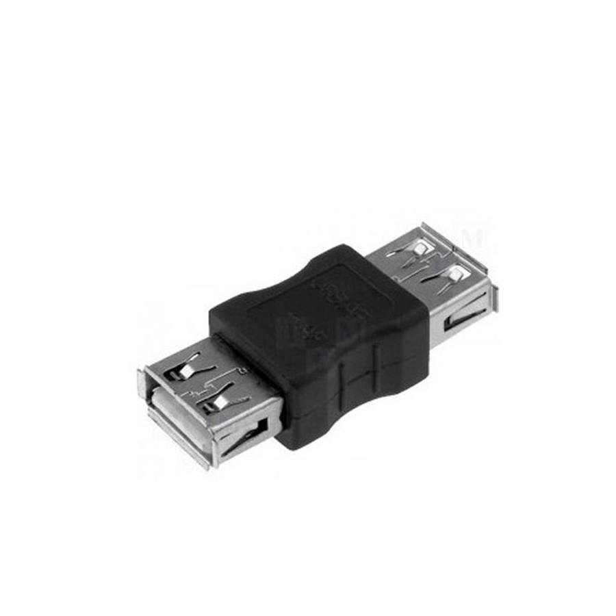 ADAPTADOR CROMAD USB HEMBRA - HEMBRA
