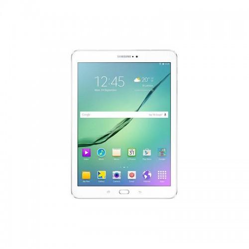 """Tablet Samsung Tab S2 9.7"""" 32GB de Almacenamiento, 3GB de RAM, Cámara 8Mpx, 4G y color Blanco"""