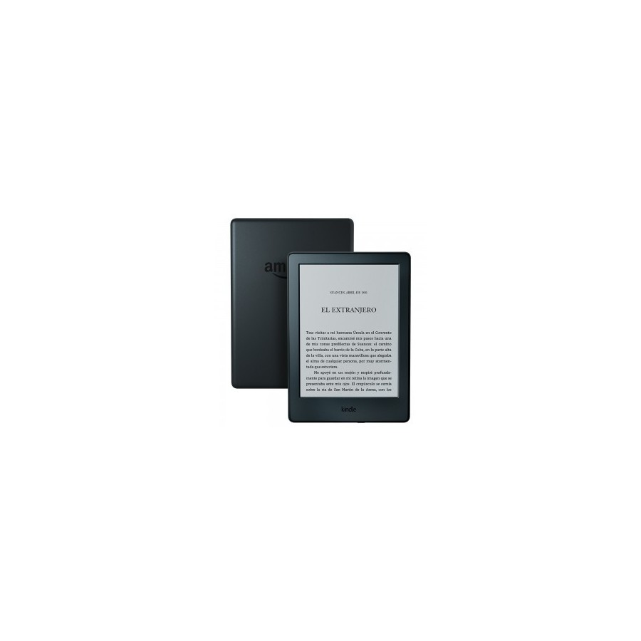EBOOK KINDLE 6 TACTIL WIFI 4GB NEGRO